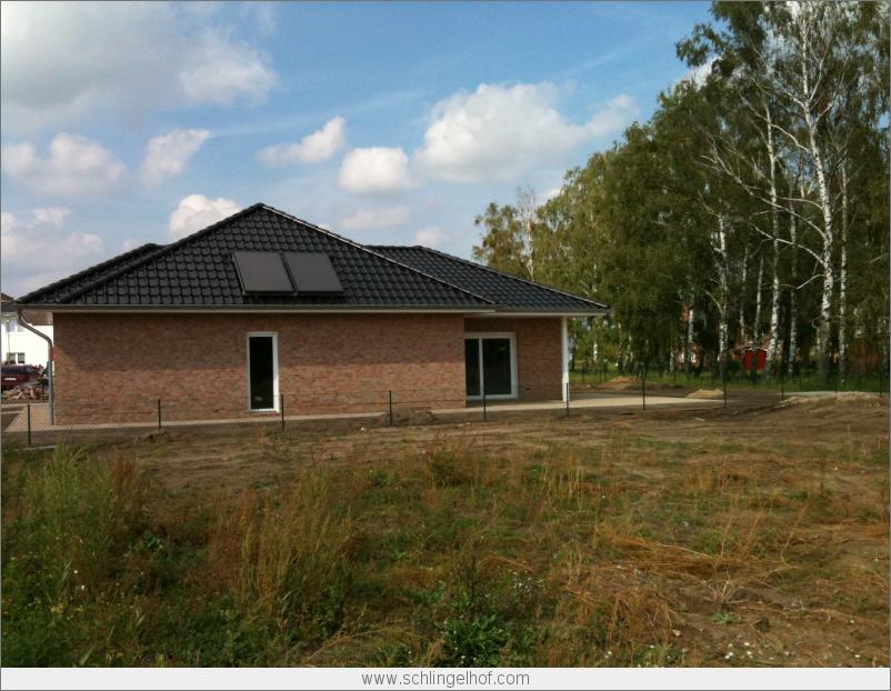 barrierefreier architekten bungalow in dallgow d beritz fertigstellung 2011. Black Bedroom Furniture Sets. Home Design Ideas